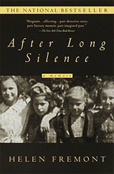 After a Long Silence Book Cover
