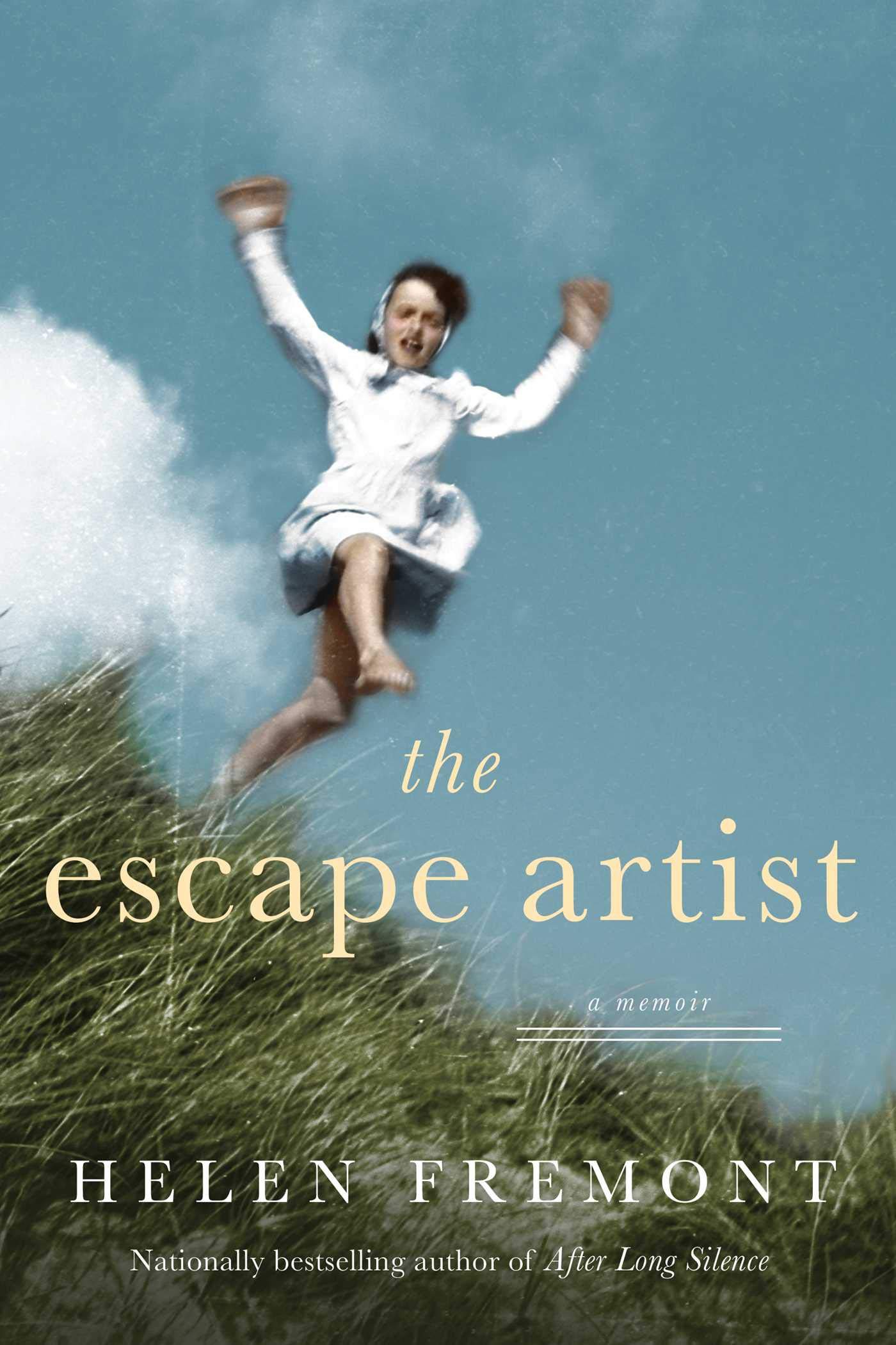 The Escape Artist by Helen Fremont, book cover